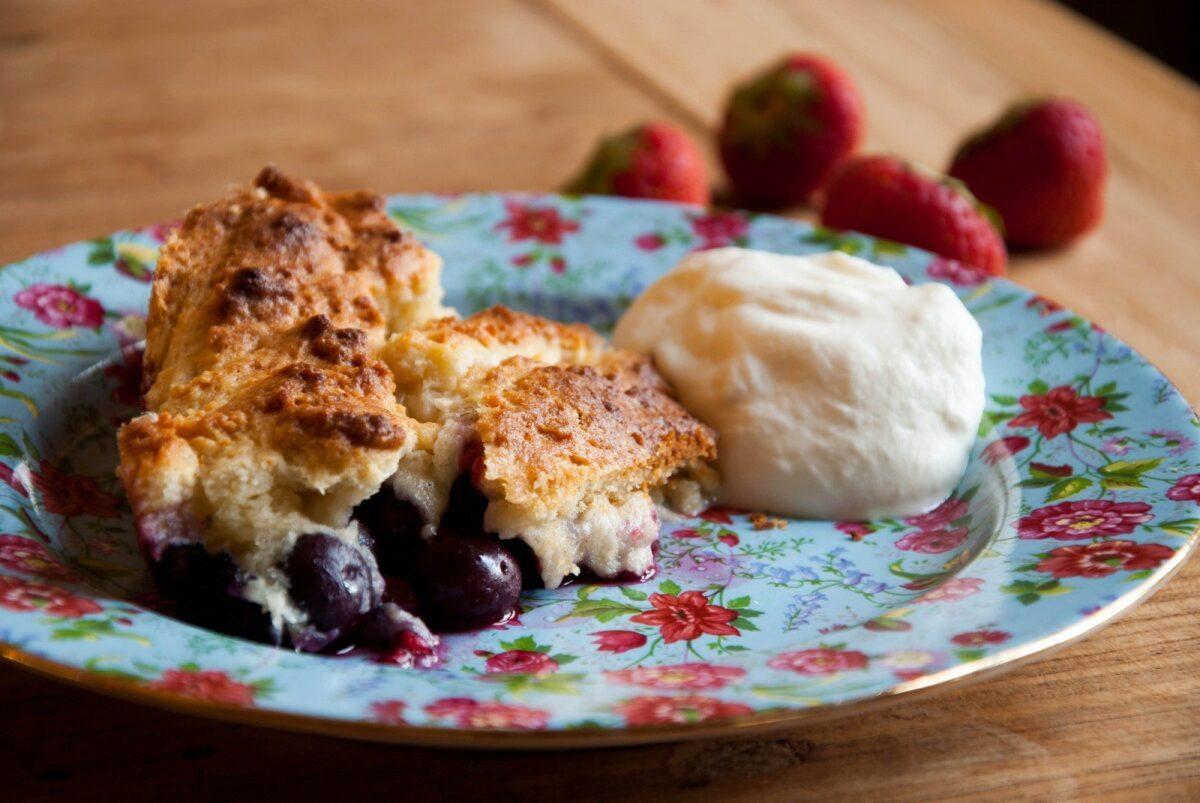 Cobbler (de Amerikaanse crumble) - My Food Blog