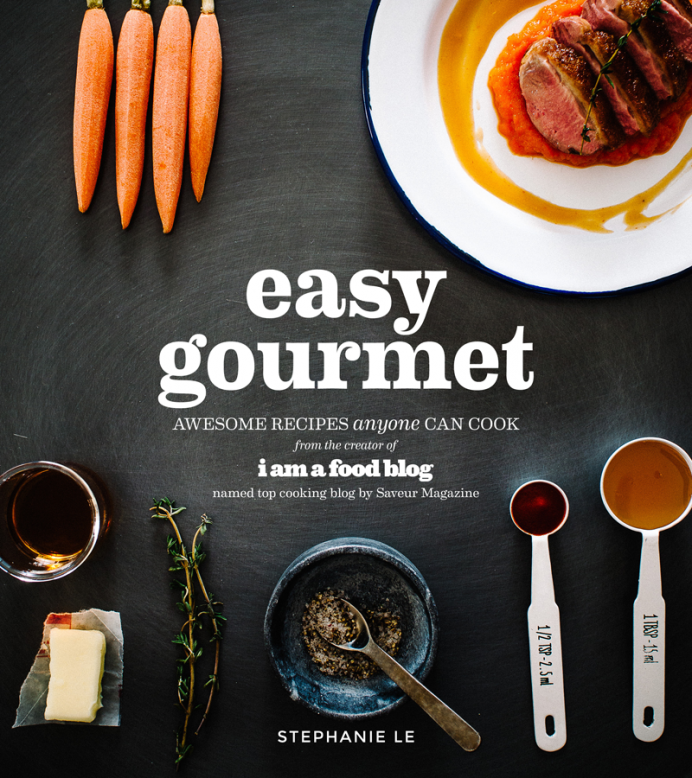 Easy gourmet – recipes anyone can cook