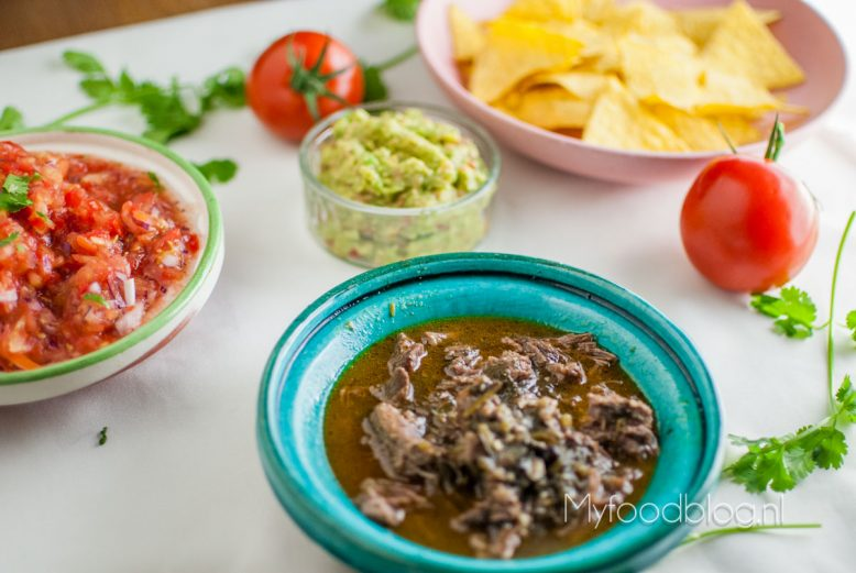 Barbacoa (Mexicaans stoofvlees)