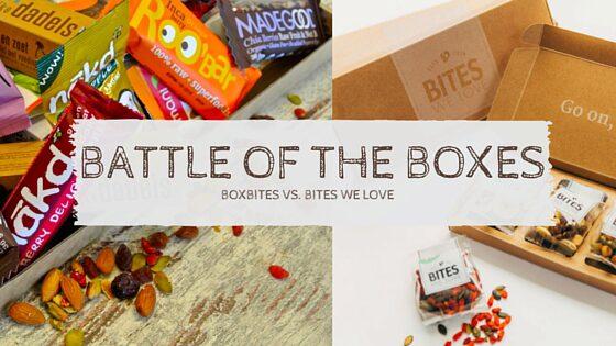 Snackboxes getest: Bites We Love versus Boxbites