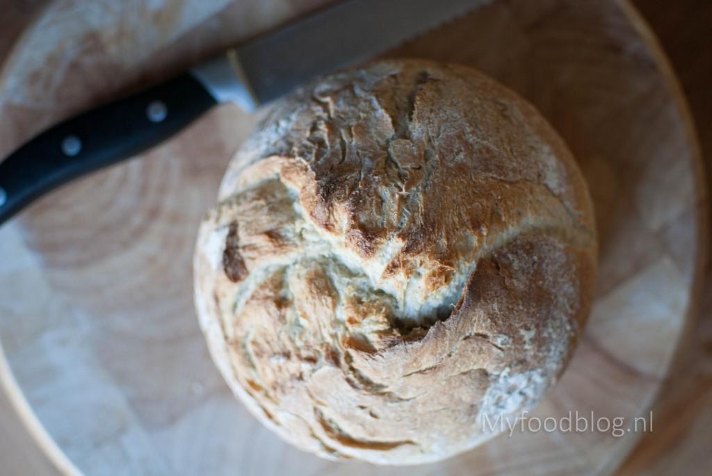 brood voor de bruschetta
