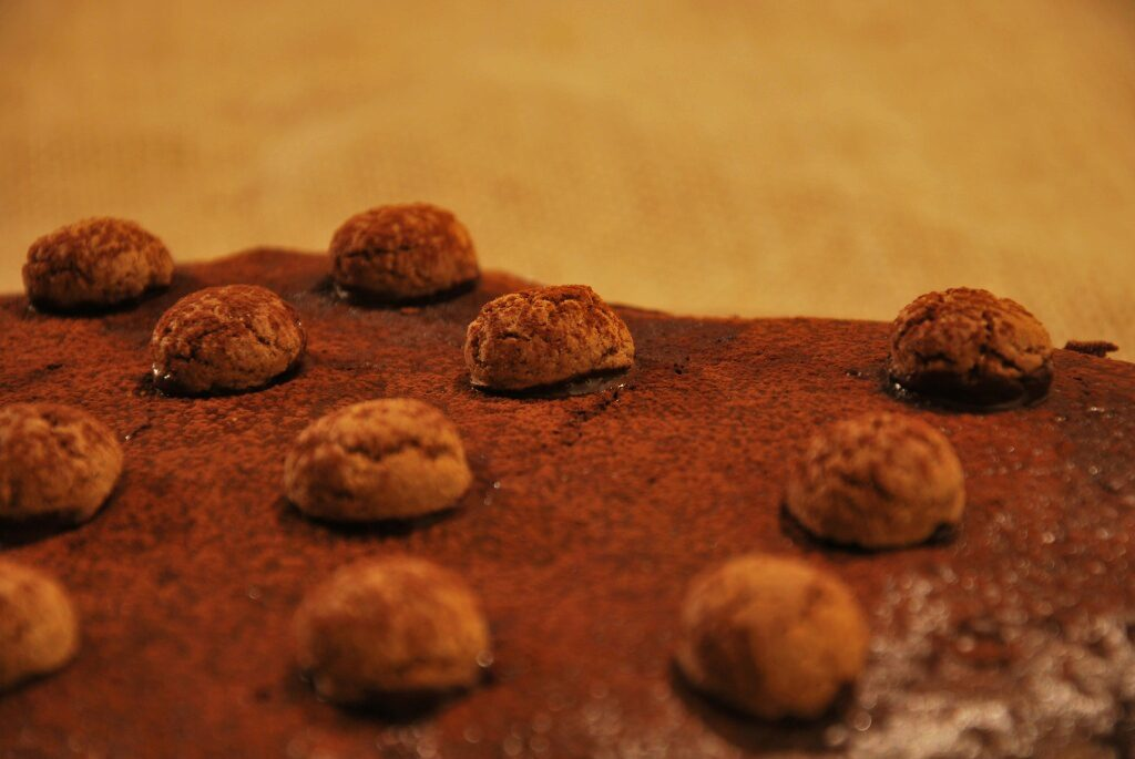 chocoladetaart Sinterklaas