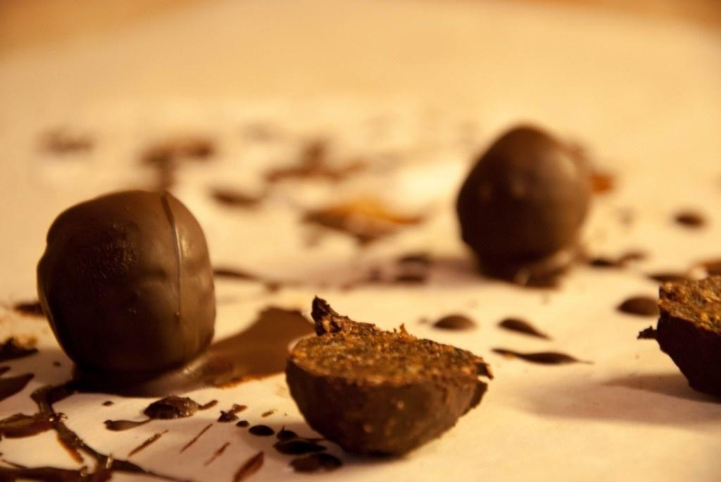 gezondere truffels zonder suiker