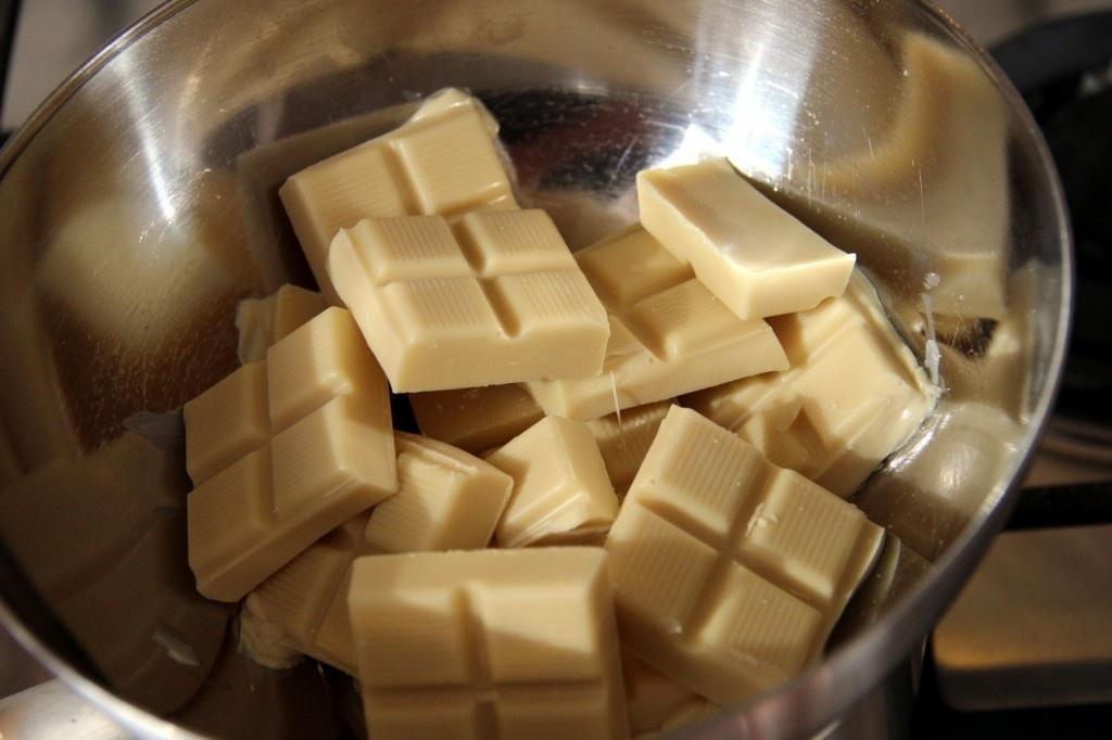 werken met chocolade
