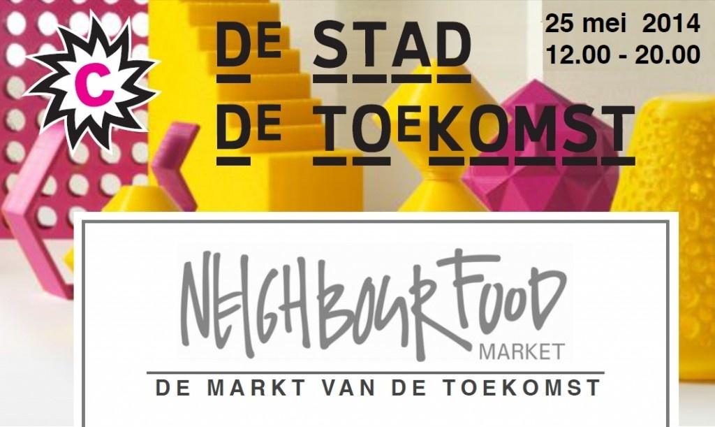 Neigbour food market Utrecht