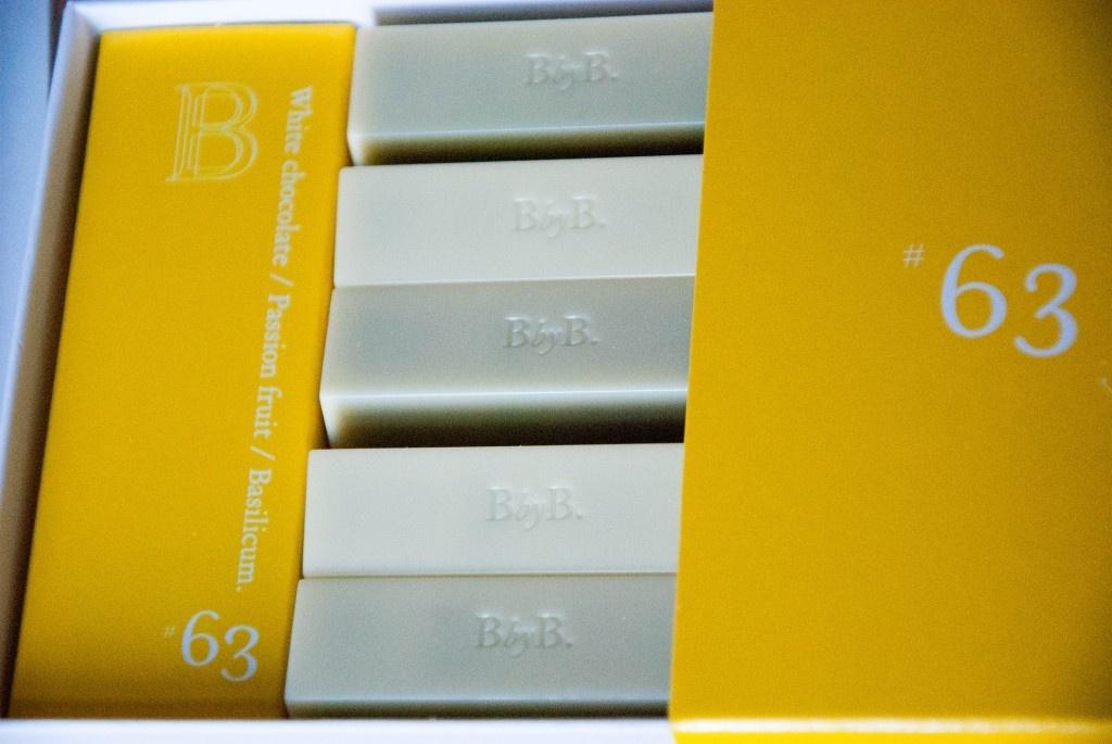 witte chocolade basilicum passievrucht
