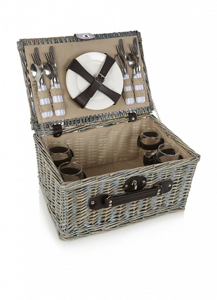 picknickmand bijenkorf