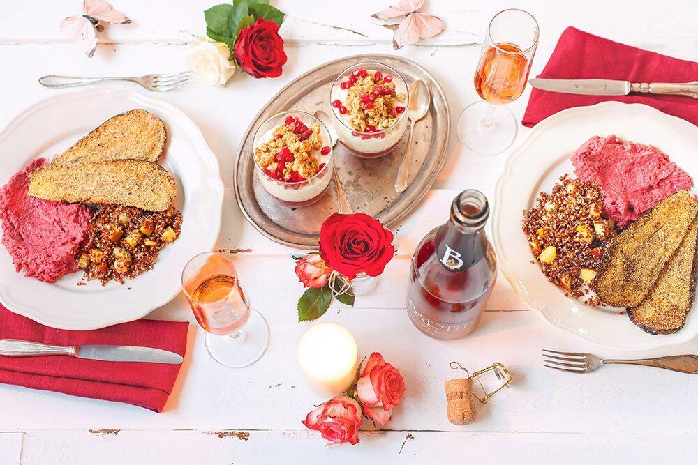 Marley spoon romantisch diner - Valentijnsbox