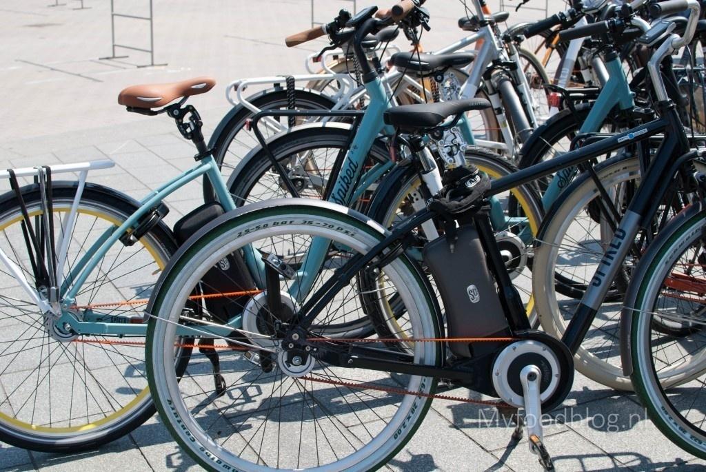 e-bikes Spiked
