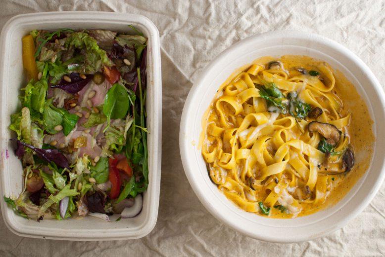 pasta deliveroo