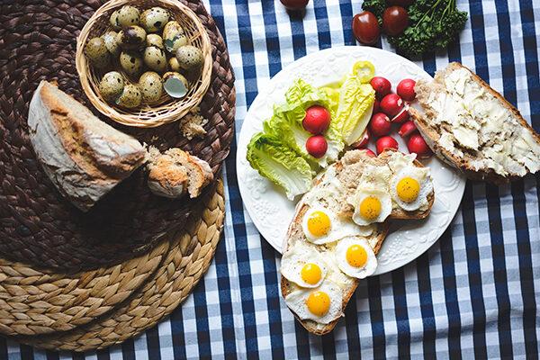 wat te doen met pasen - food events