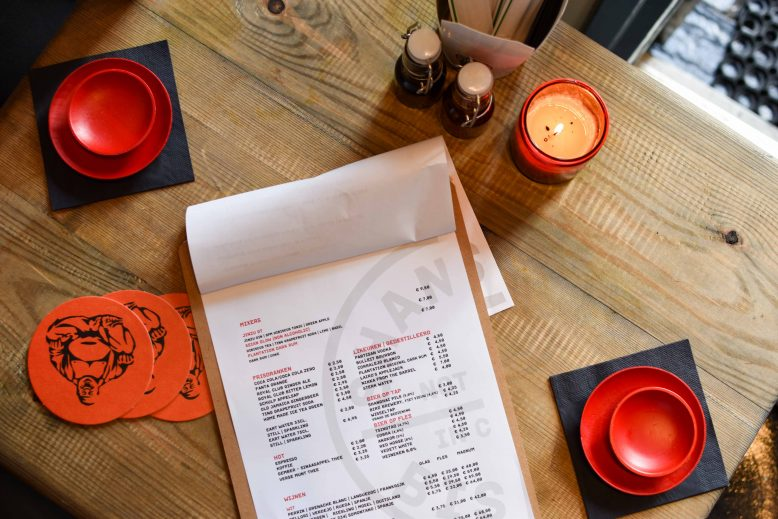 menu Shanghai bistro